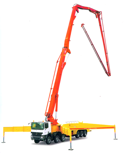 Concrete Boom Pump Hire London & UK