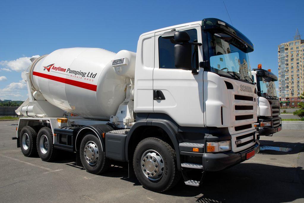 Concrete Mixer Hire London & UK
